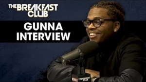 "Gunna Talks ""drip Or Drown 2,"" Young Thug & More On The Breakfast Club"